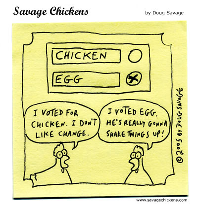 Image result for chicken politics