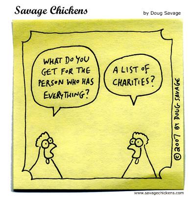 Savage Chickens - Everything