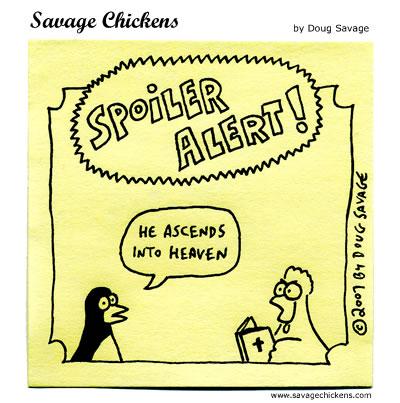 Savage Chickens - Good Friday