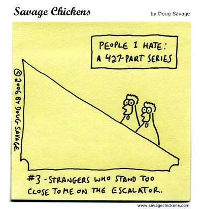 Savage Chickens - People I Hate 3