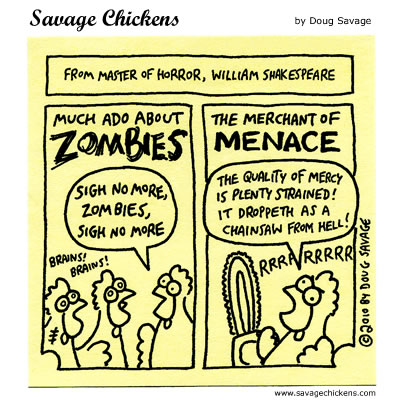 Savage Chickens - Double Feature