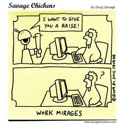 Savage Chickens - The Raise