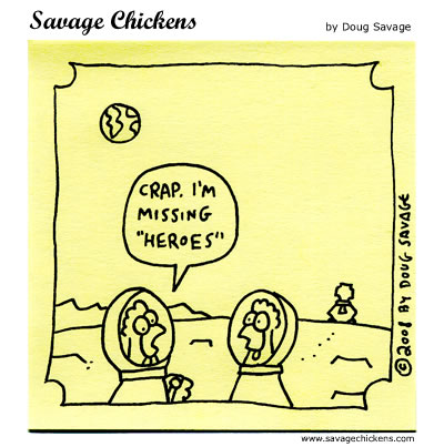 Savage Chickens - Must-See