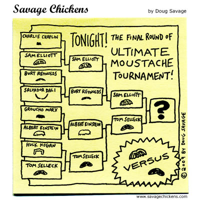 Savage Chickens - The Final Round
