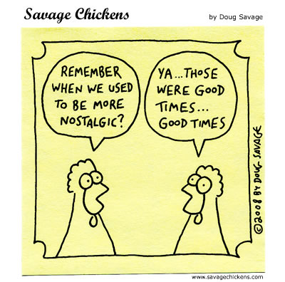 Savage Chickens - Good Times