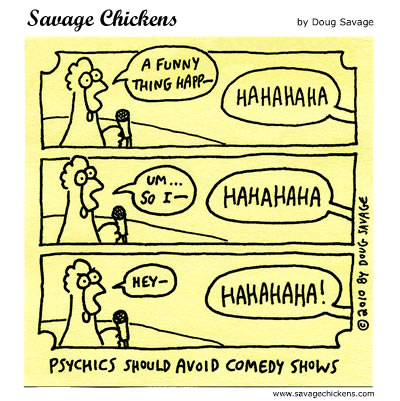 Savage Chickens - Stand-up