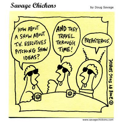 Savage Chickens - TV Time