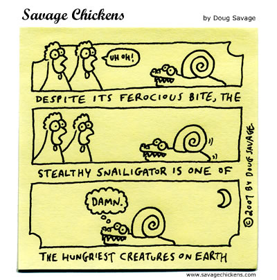 Savage Chickens - Fun With Genetics 3