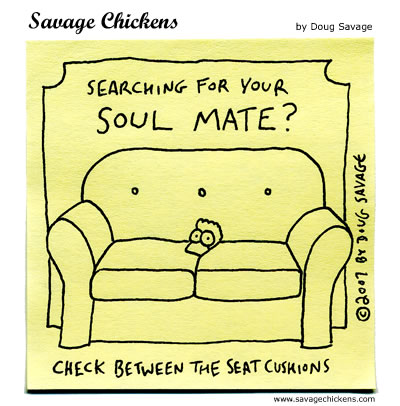Savage Chickens - Soul Mate