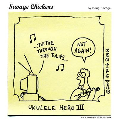 Savage Chickens - Rock On