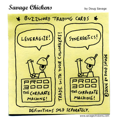 Savage Chickens - Trading Cards