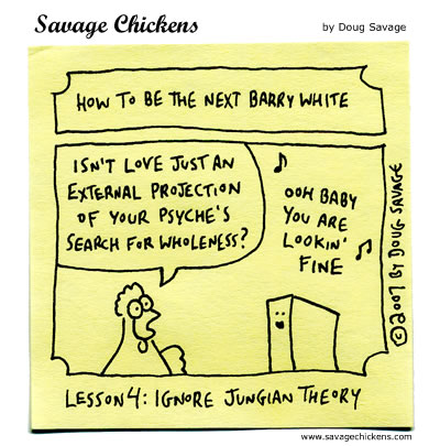 Savage Chickens - Barry White 4