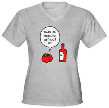 Tomato vs Ketchup