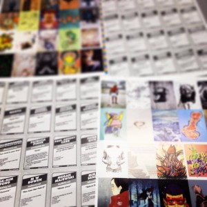 Carded! 2014 sneak preview