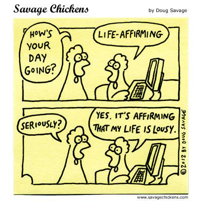 Life-Affirming