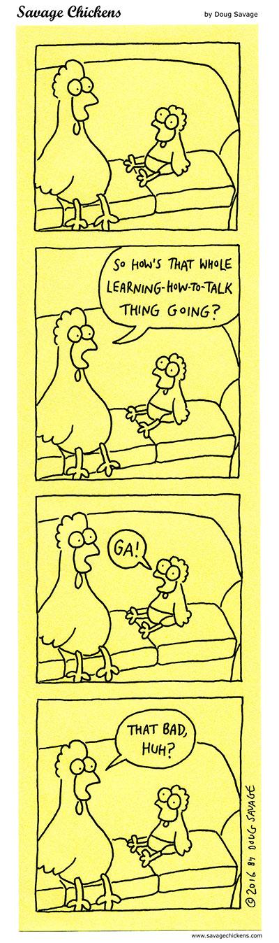 Talking to Babies