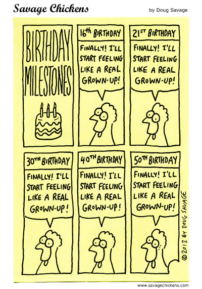 Birthday Milestones