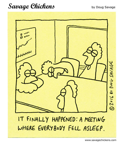 The Best Meeting