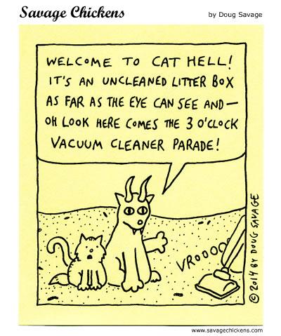 Cat Hell