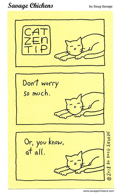 Cat Zen Tip 2