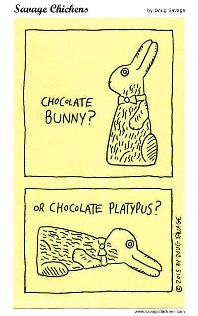 Chocolate Bunny?