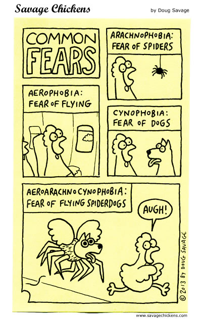 Common Fears