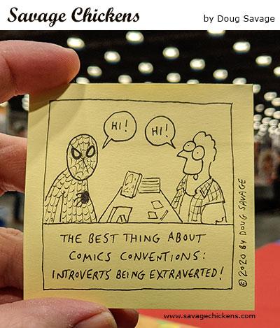 Comics Conventions