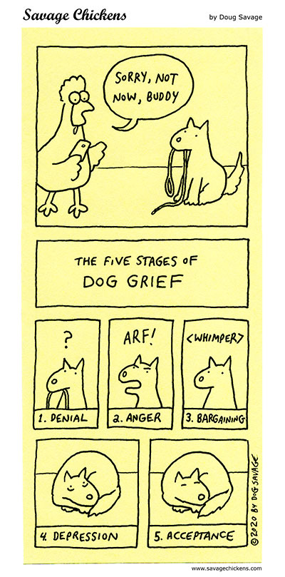 Dog Grief