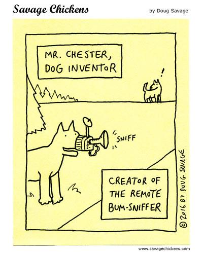 Dog Inventor