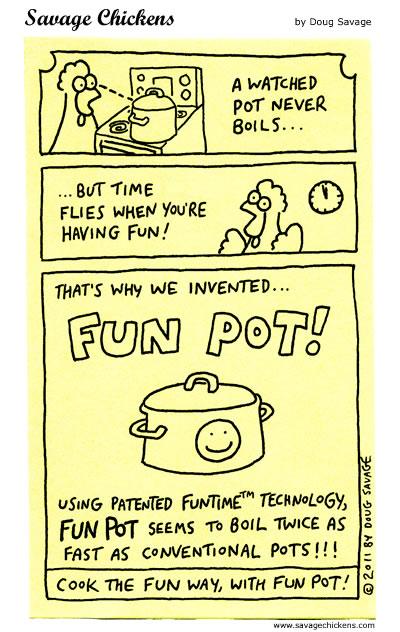 Cook the Fun Way