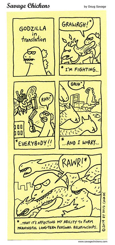 Fighting Everybody