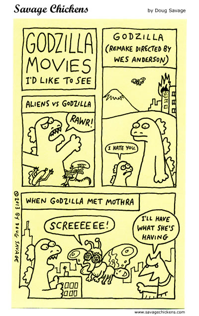 More Godzilla Movies