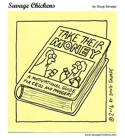 Take Their Money