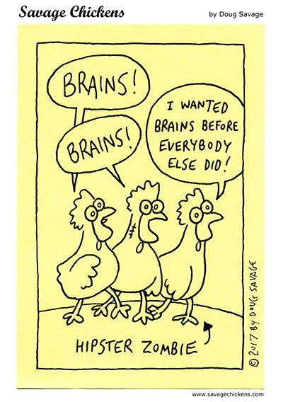 Everybody Wants Brains