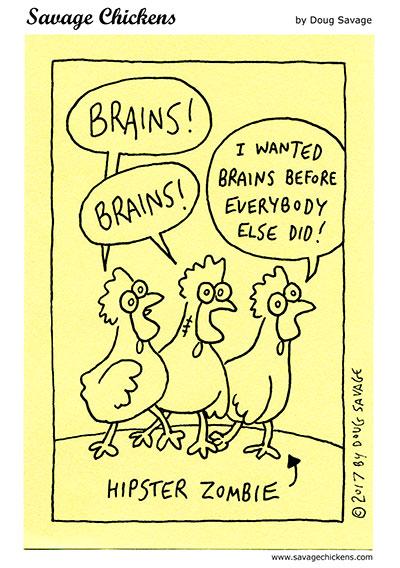 Everybody Wants Brains