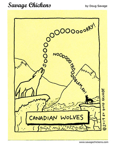 The Howling North