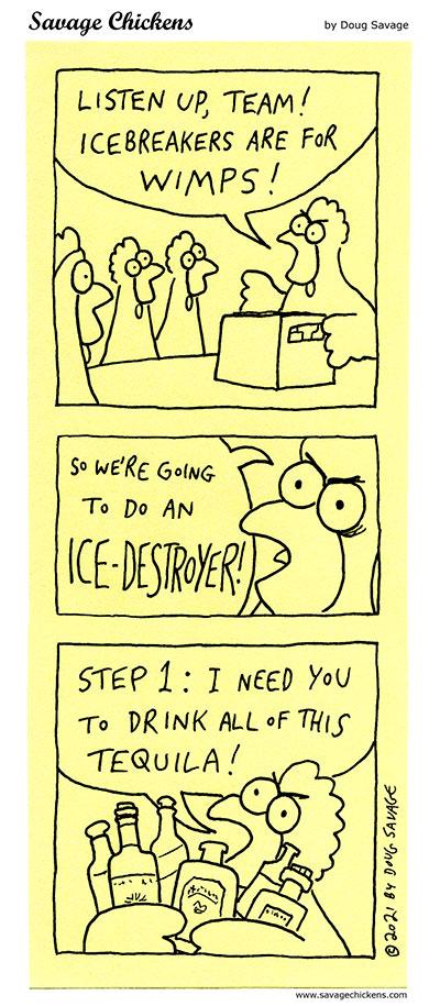 Ice-Destroyer