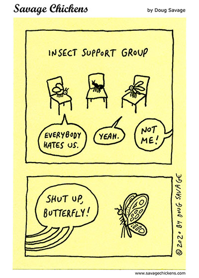 Insect Support Group