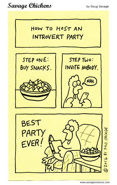 Introvert Party