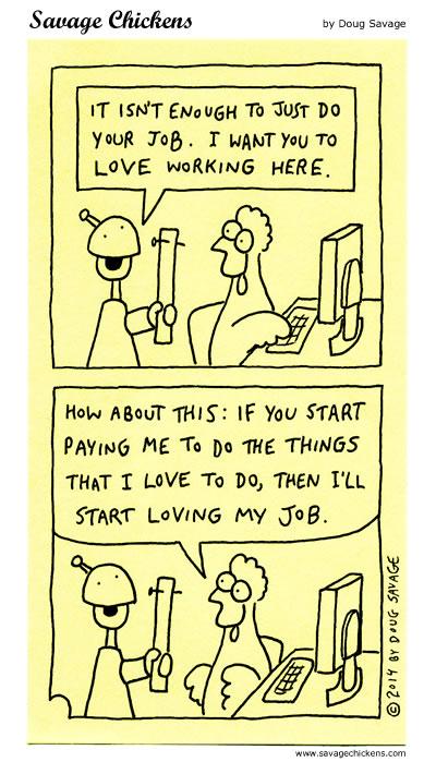 Love Working Here