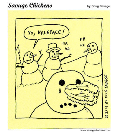 The Cruelty of Snowmen