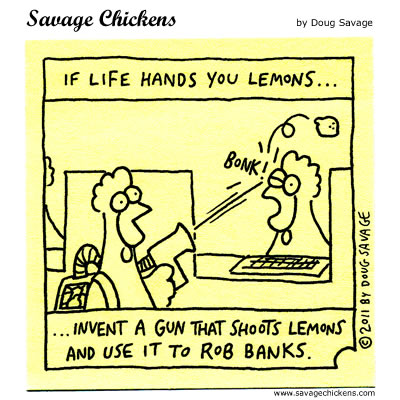 Life With Lemons