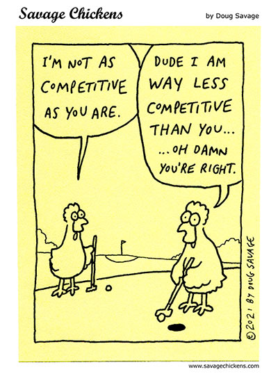 Less Competitive