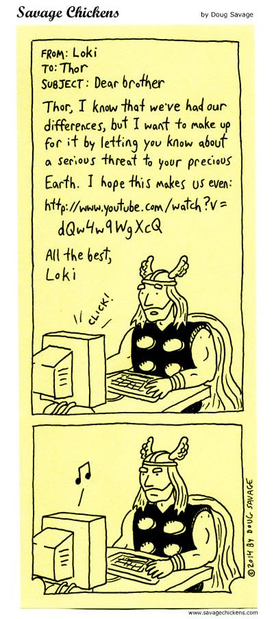 From Loki