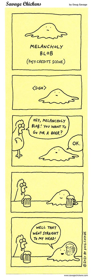 Melancholy Blob 6