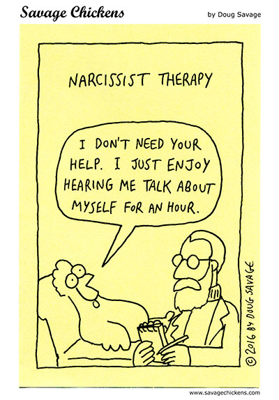 Narcissist Therapy