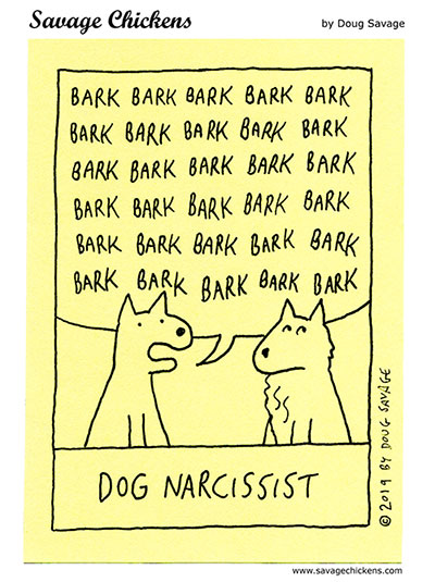 Nonstop Barking