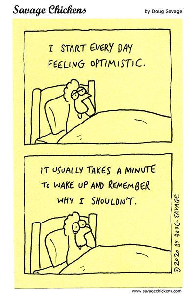 Feeling Optimistic