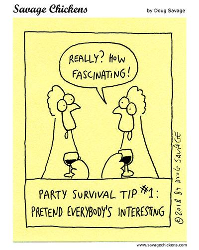 Party Survival