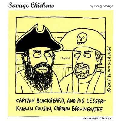 Pirate Rivalry